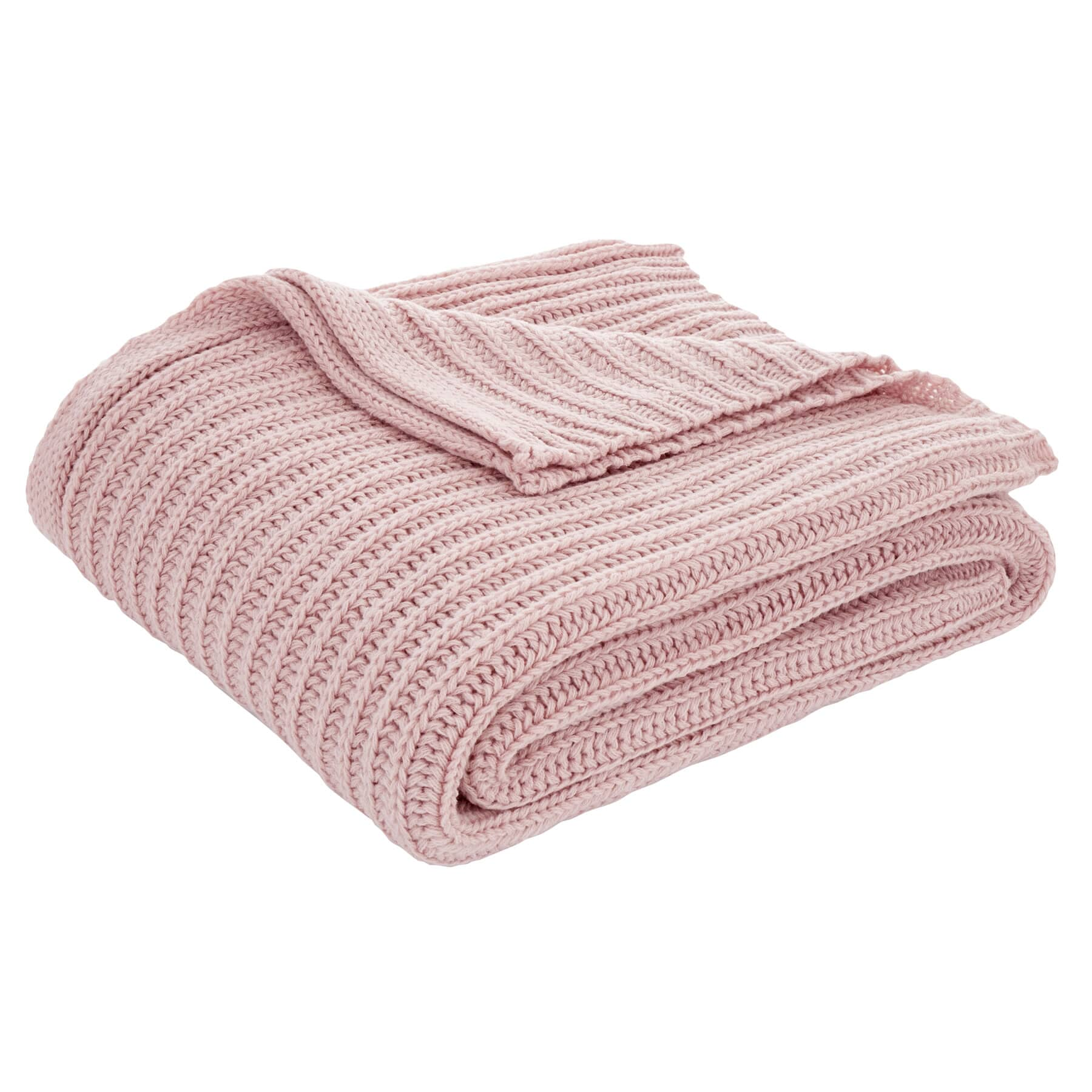 Chunky Knit Blush