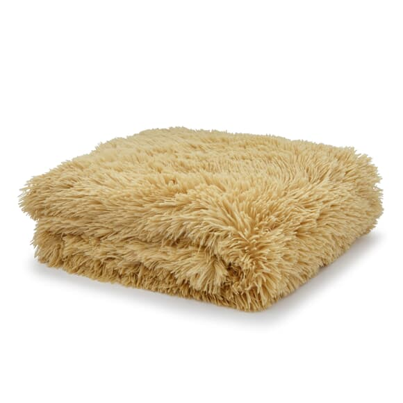 Catherine Lansfield Cuddly Accessories Ochre large