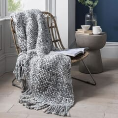 Keya Peppermint Throw