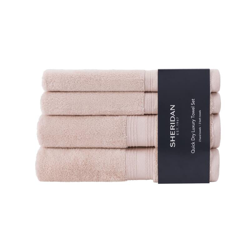 Sheridan Quick Dry Towel Bale Macaroon large