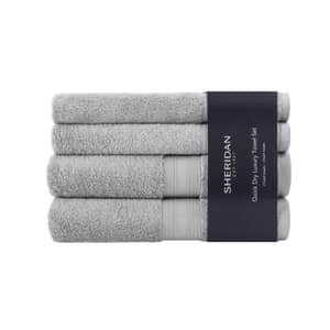 Quick Dry Towel Bale Silver