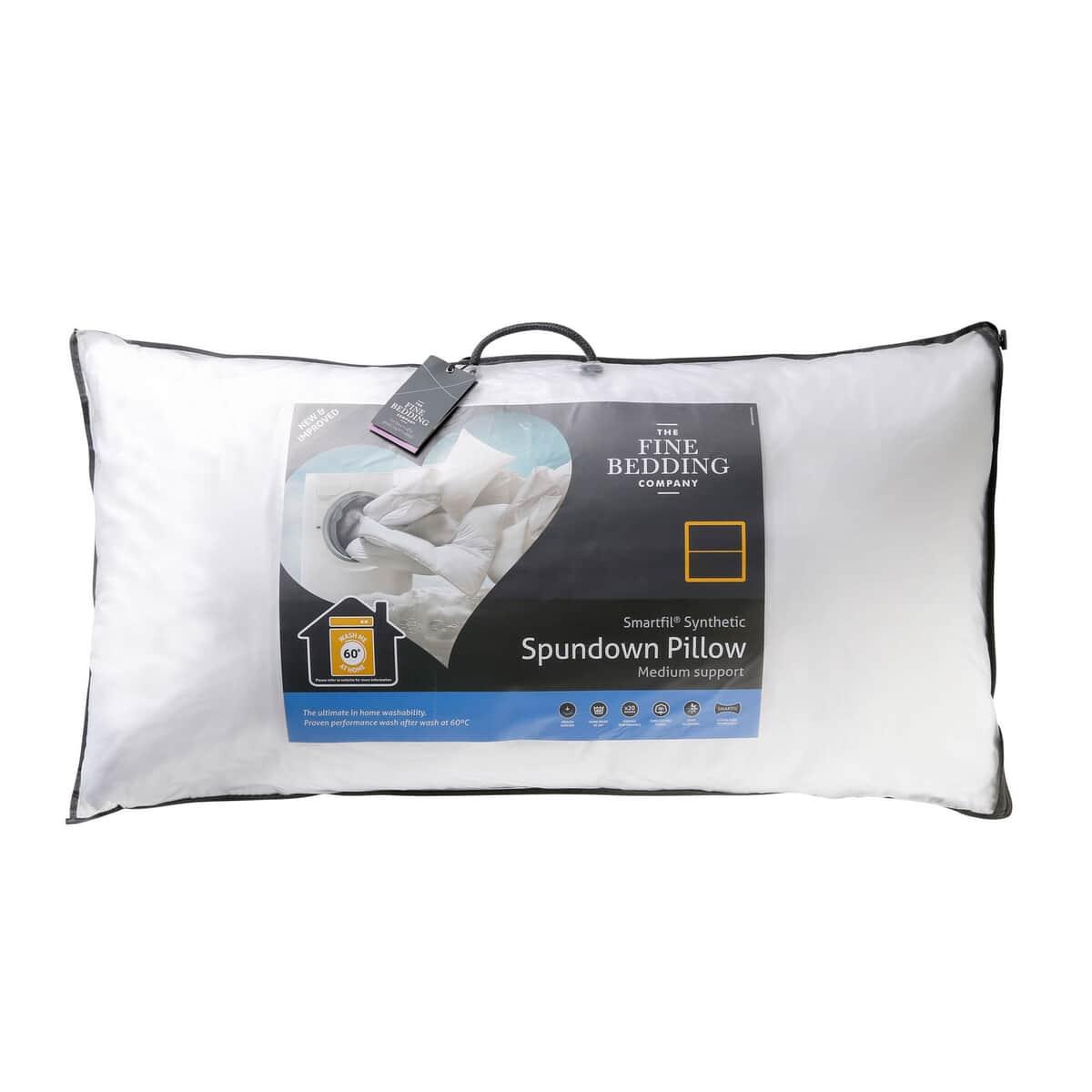 Fine Bedding Co Spundown King Size XL Pillow large