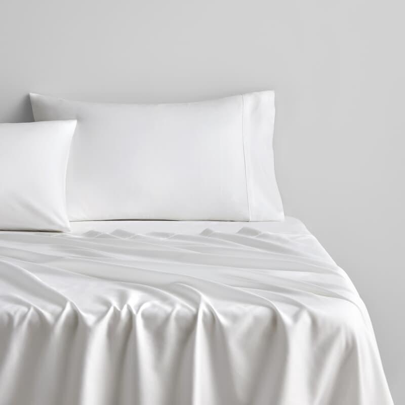 Sheridan Tencel Plain Dye White large