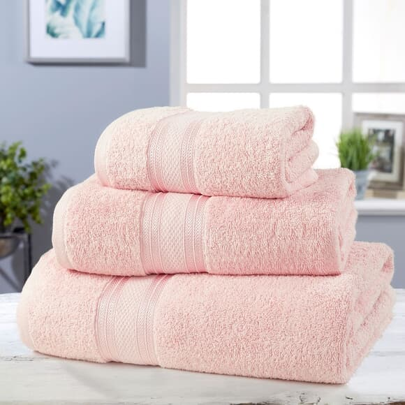 Vantona Home Collection Blossom Pink large