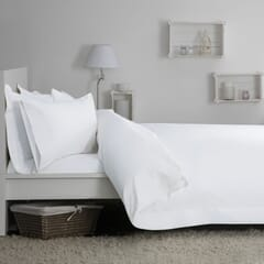 Egyptian Cotton 400 T/Count White