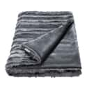 Lorent Throw Silver