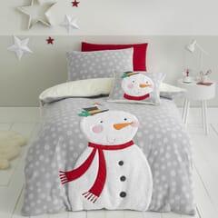 Cosy Snowman