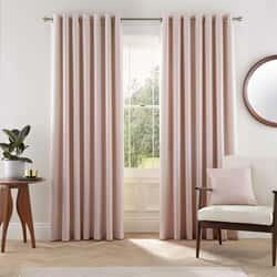 Eden Blush Curtains