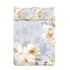 Catherine Lansfield Dramatic Floral Ochre small 6480D