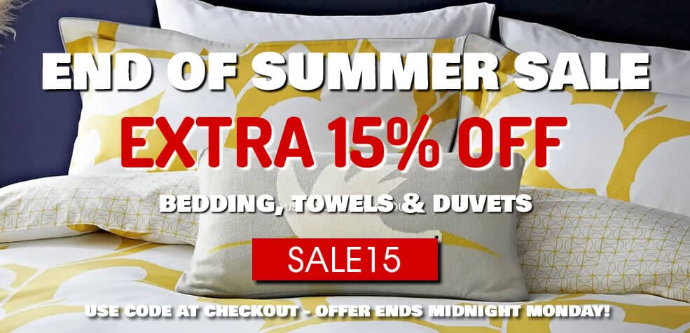 Bank Holiday Sale Now On Extra 15% Off
