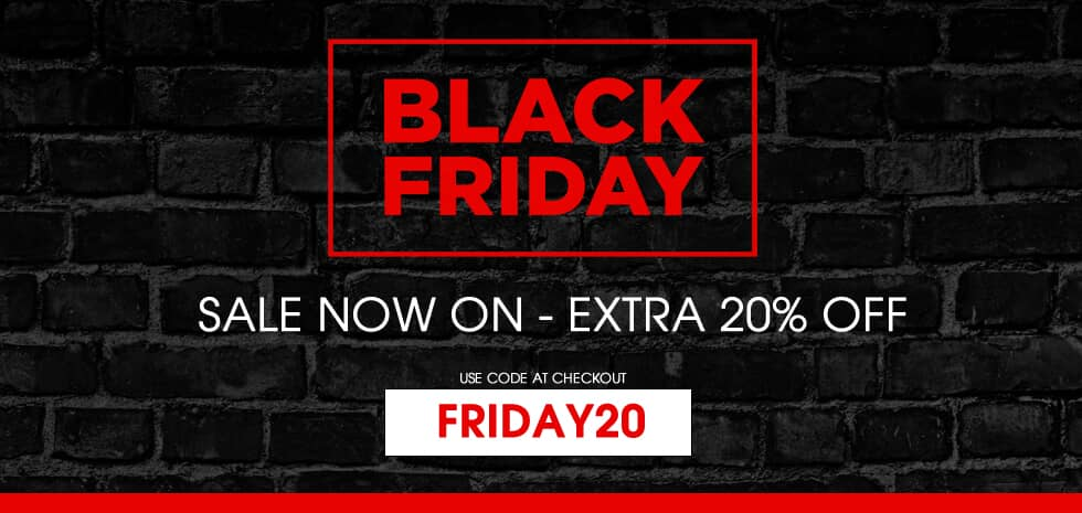 Black Friday Sale - Extra 20% Off