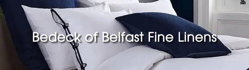 Bedeck of Belfast Fine Linens