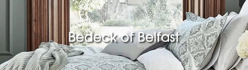 Bedeck of Belfast Bedding
