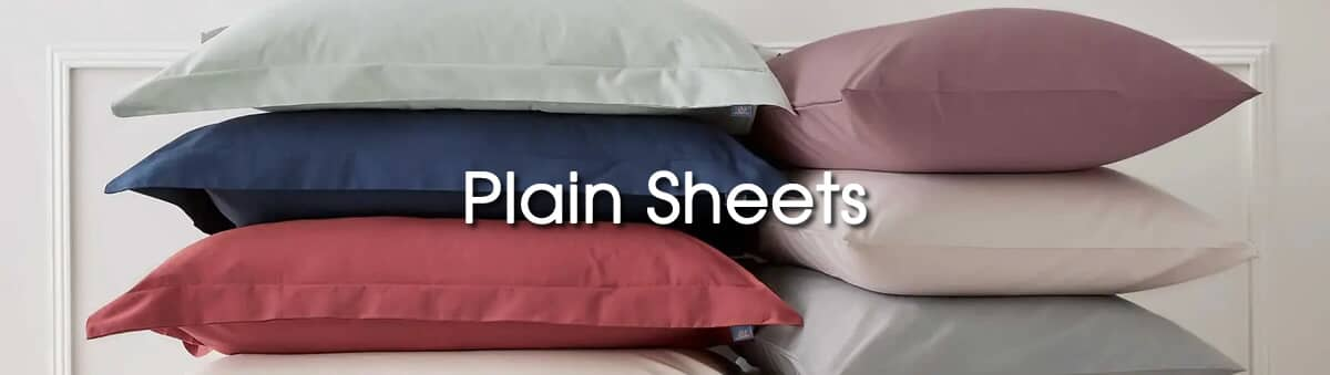 Bedeck Of Belfast Plain Sheets