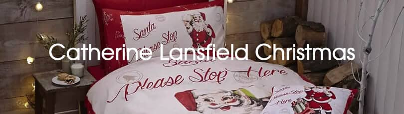 Catherine Lansfield Christmas Bedding