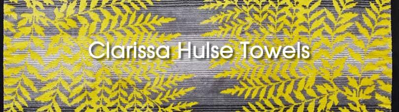 Clarissa Hulse Towels