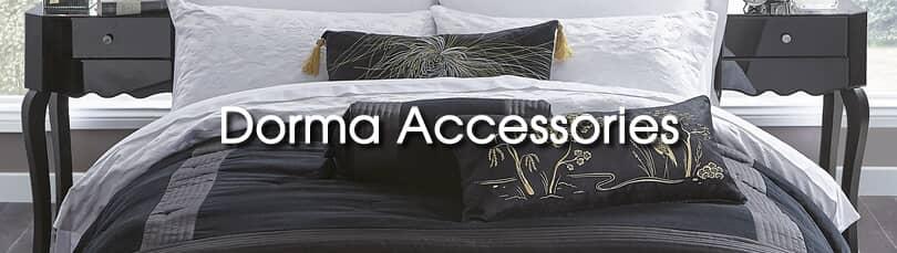 dorma bedding accessories