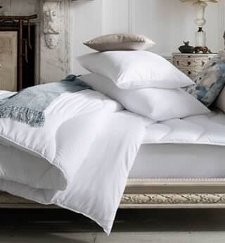 Shop Duvets And Pillows