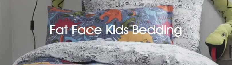 Fat Face Kids Bedding