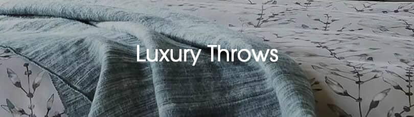 Luxury Throws