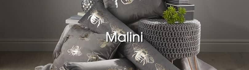 Malini Cushion and Throws