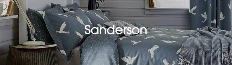 Sanderson Bedlinen
