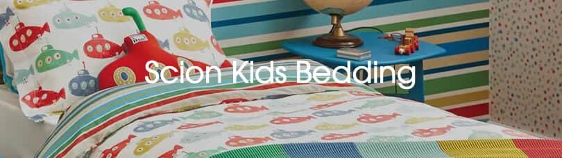 Scion Kids Bedding