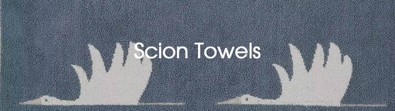 Scion Towels