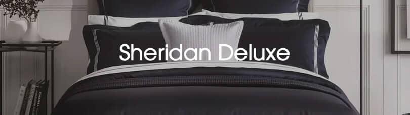 Sheridan Deluxe Bedding