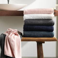 Sheridan Hygro Texture Towels