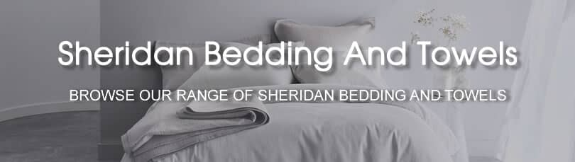 Sheridan Bedding and Sheets