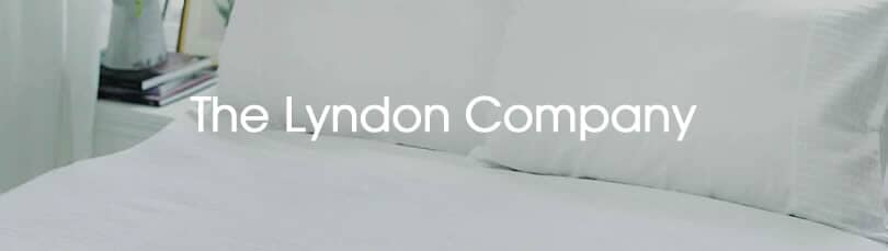 The Lyndon Company Bedding