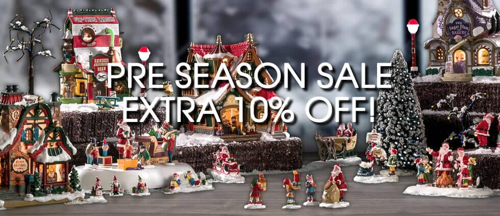 Lemax Christmas Collectables