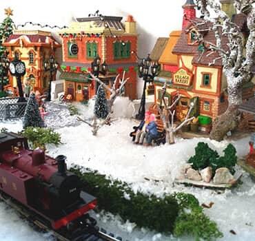Christmas Village (and Summer Village) Photos