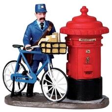 Lemax - The Postman
