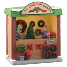 Lemax - The Christmas Garden (UNBOXED)