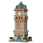 Lemax - Municipal Clock Tower B/O LED