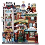 Lemax - Christmas Lane Facade