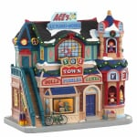 Lemax - Toy Town Battery Operated Led
