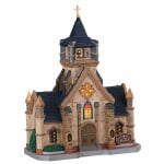 Lemax - Beacon Hill Chapel Battery Operated Led