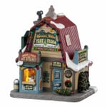 Lemax - Spruce Hills Tree Farm Battery Operated Led