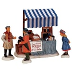 Book Seller - Set of 4