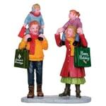 Lemax - Family Christmas Shopping