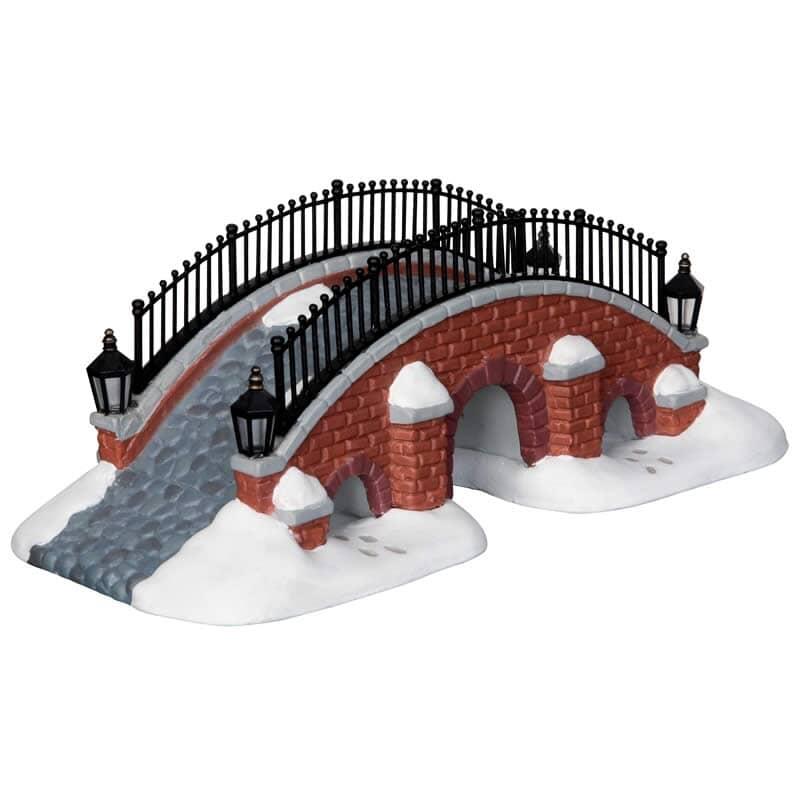 Lemax - Cold Creek Bridge