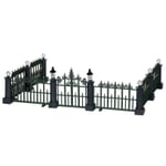 Lemax - Classic Victorian Fence Set of 7