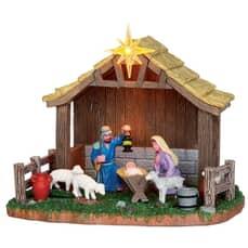 Lemax - Nativity Scene Battery Operated (4.5V)