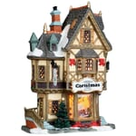 Lemax - Tannenbaum Christmas Shoppe Battery Operated Led
