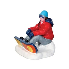Lemax - Snowboarding Breather