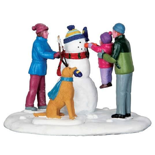 Lemax - Her First Snowman