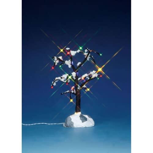 Lemax - Snowy Dry Tree Medium Battery Operated (4.5V)